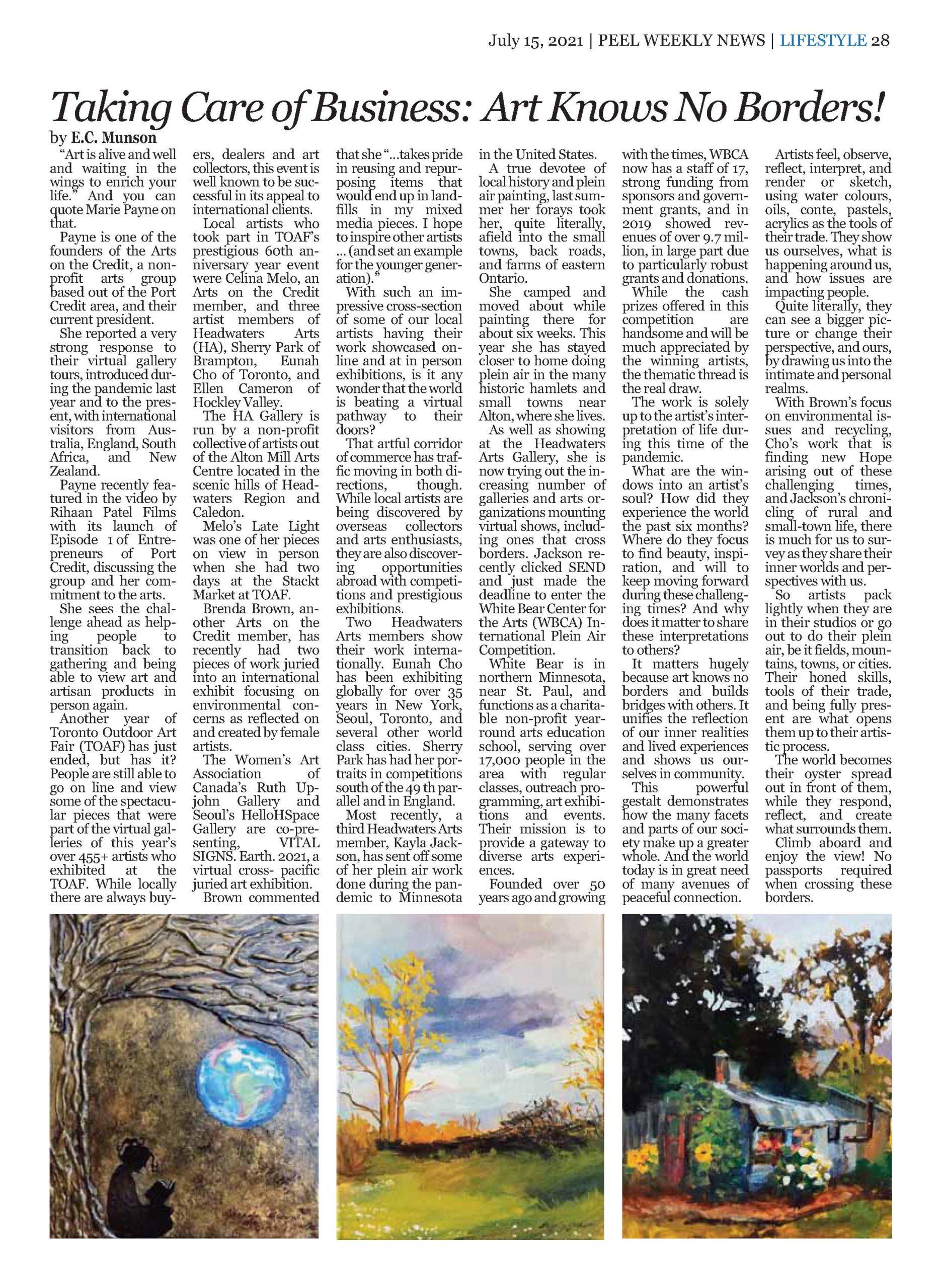 Peel News Weekly Plein Air final